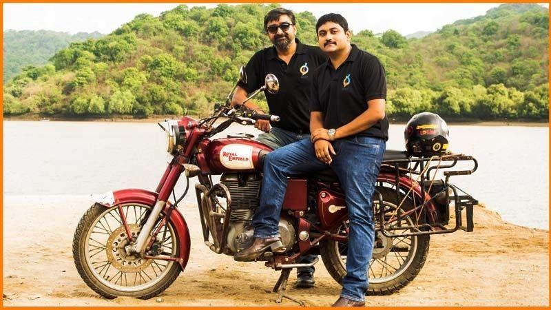 Deepak Ananth & Vineet Rajan, ScoutMyTrip Founders