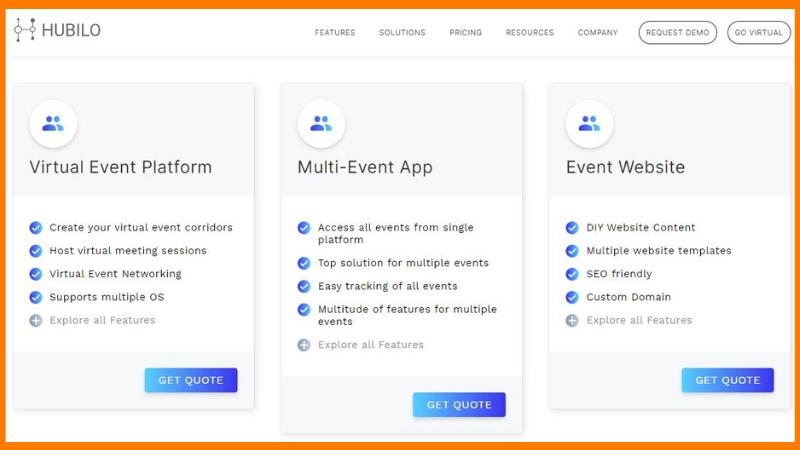 Virtual Event Management