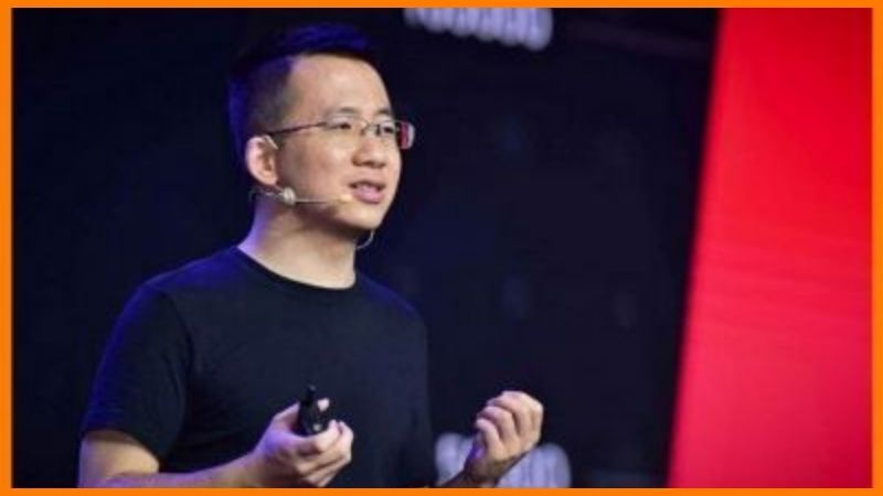 ByteDance Founder Zhang Yiming