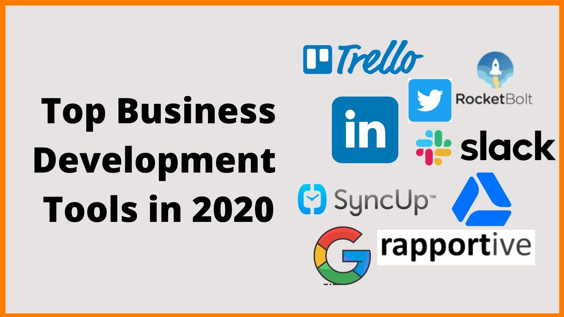 Best Business Development Software For More Profit in 2020