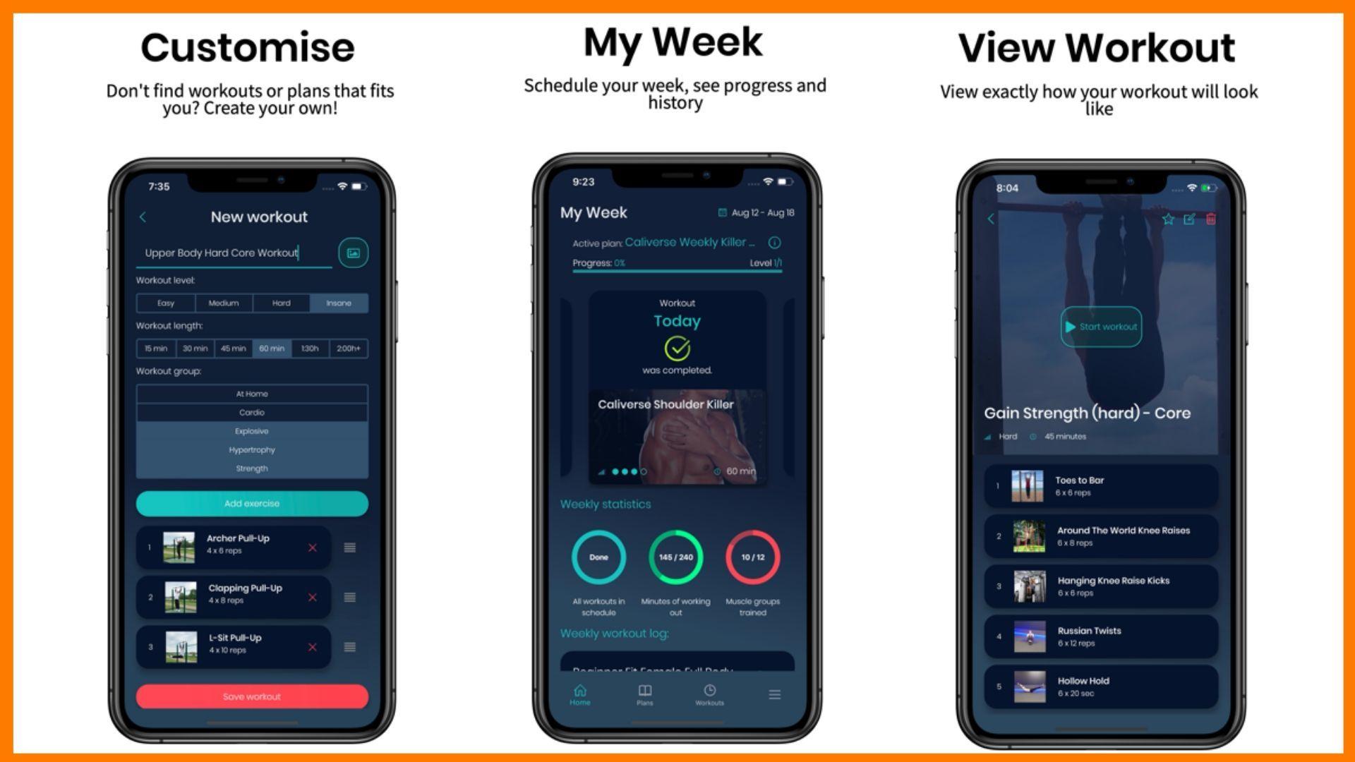 Caliverse - App