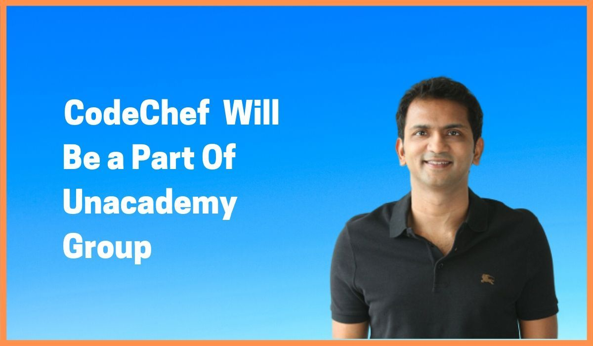 CodeChef Will Be a Part Of Unacademy?