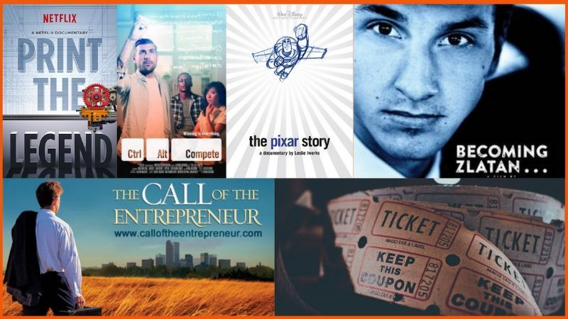 documentary films which you can watch and enrich your business