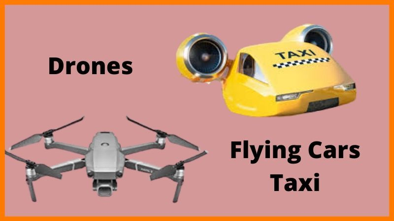 Drones And Flying Cars