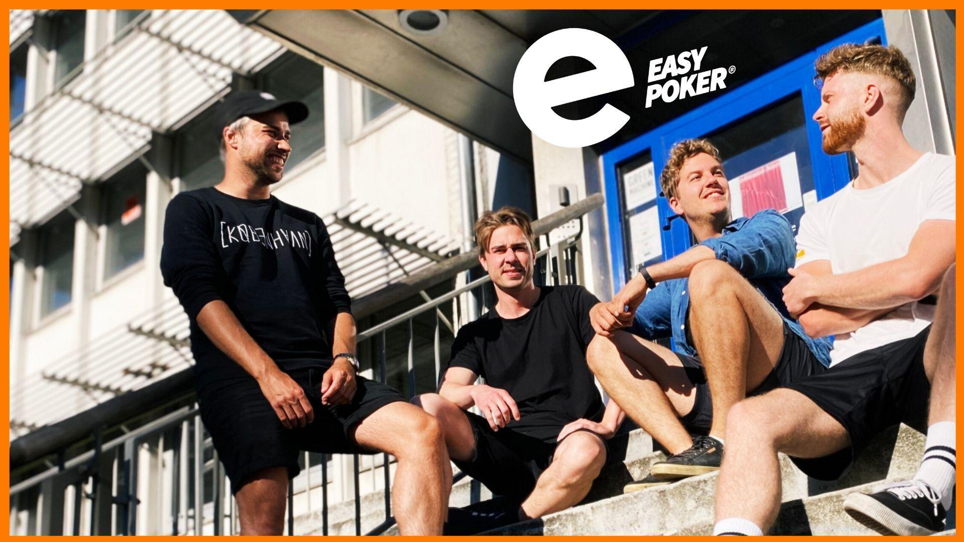 EasyPoker Founders