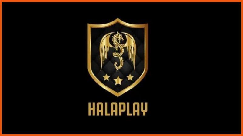Online Fantasy Game Halaplay Logo