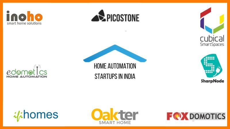 Some of the Home Automation Startups In India