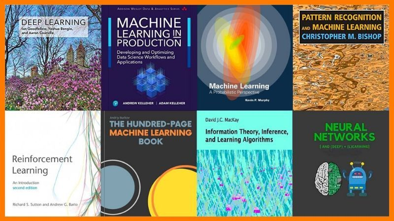 Some Must-Read Machine Learning Books