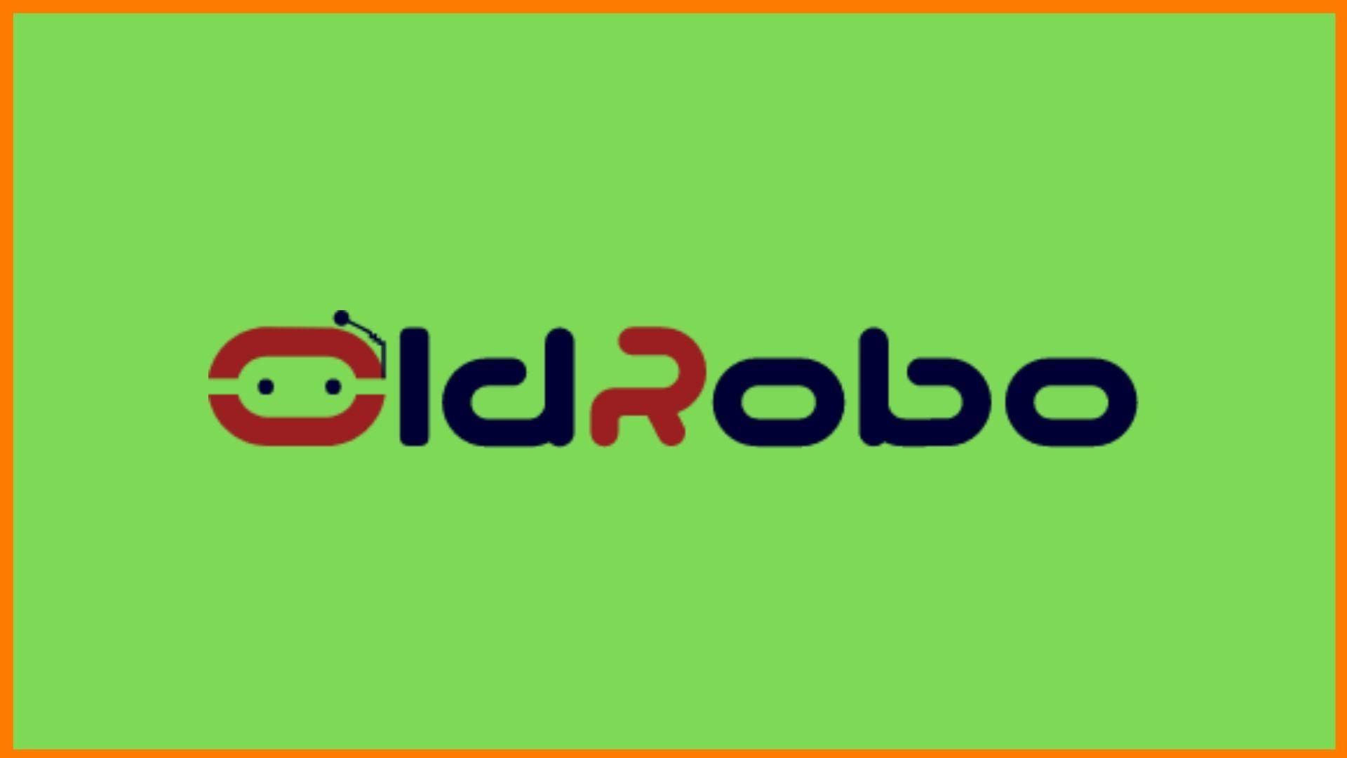 OldRobo Logo