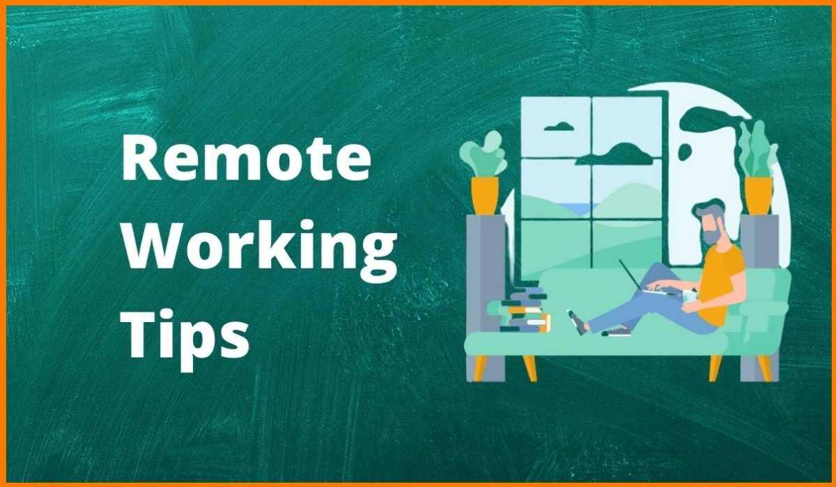 If Remote Working Tips Are Such A Cliché, Why Don't Statistics Show It?