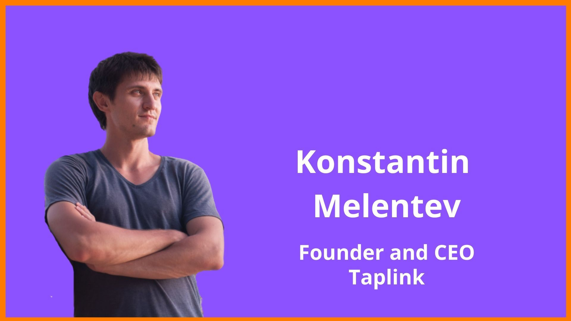 Founder of Taplink