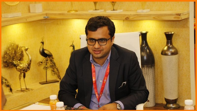 Mr. Palash Agrawal | Founder of Vedas Exports