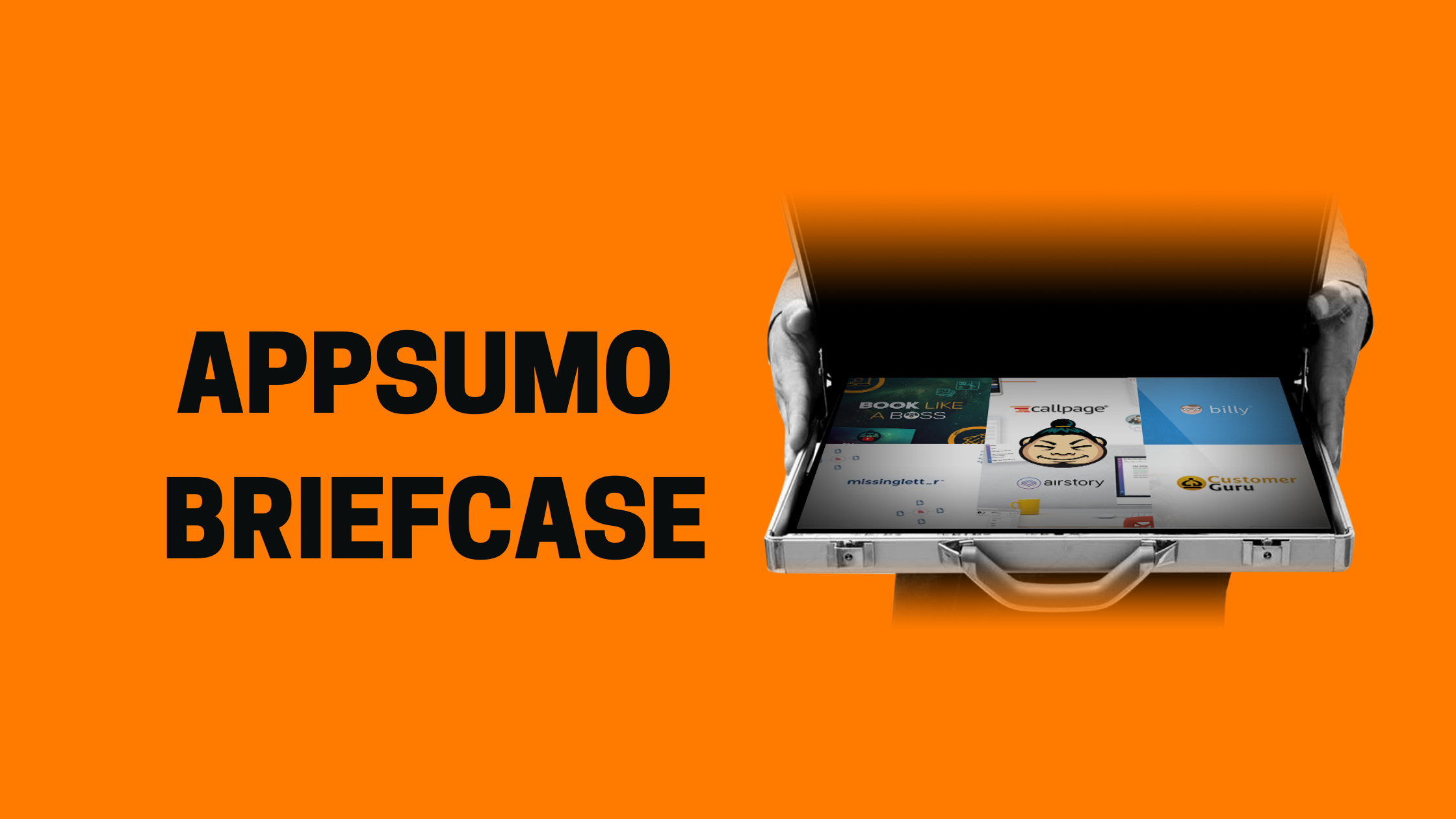 Briefcase by AppSumo: A detailed guide for incredible tools for Business