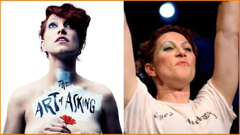 "Amanda Palmer ""The Art Of Asking"""