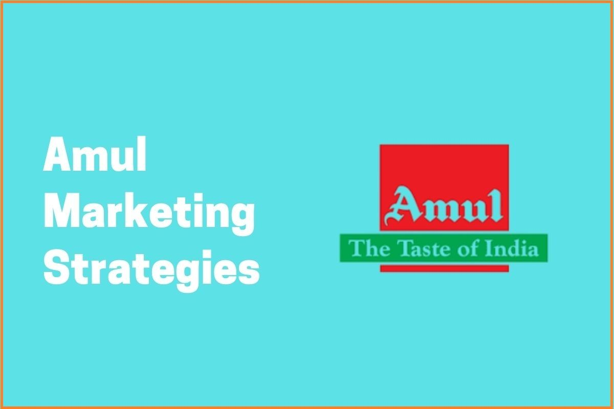 Amul Marketing Strategies