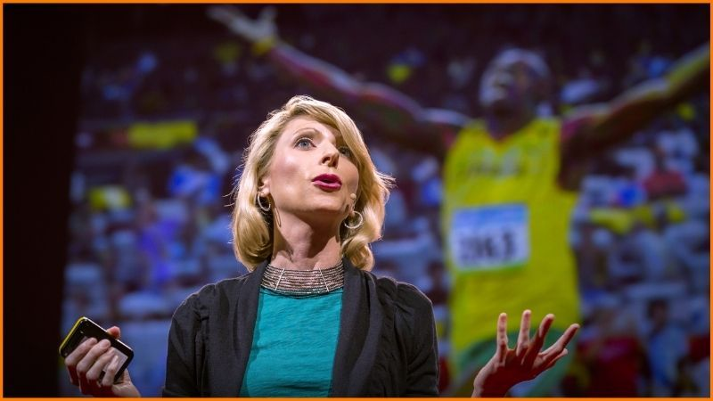 "Amy Cuddy ""Your Body Language Shapes Who You Are"""