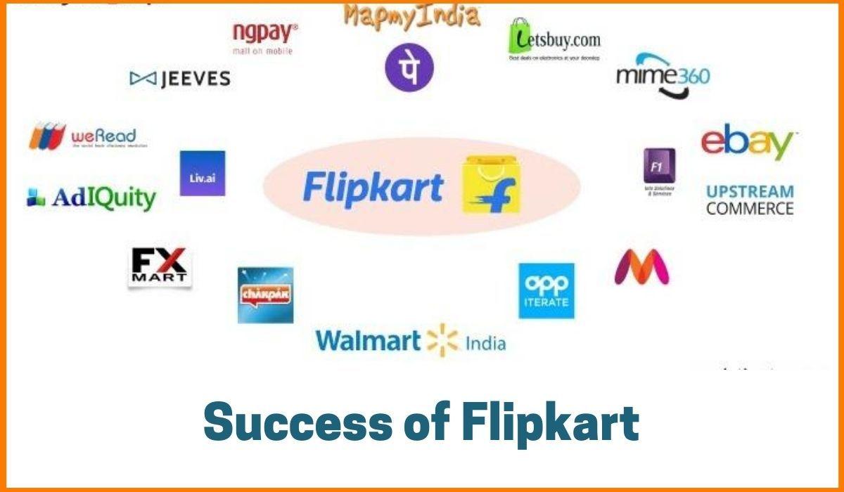 Flipkart's Success Story