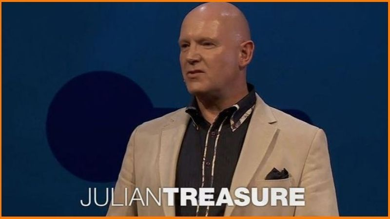 "Julian Treasure ""How to Speak So That People Want to Listen"""