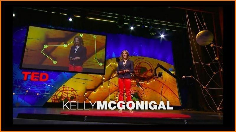 "Kelly McGonigal ""How To Make Stress Your Friend"""