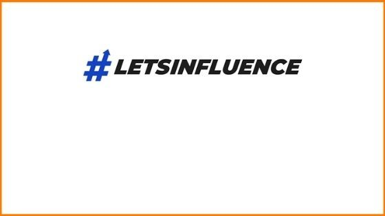 Influencer Marketing is Easy and Affordable with Lets Influence