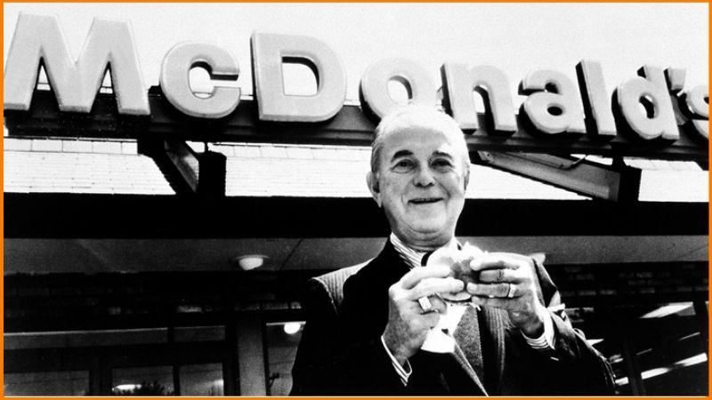 Ray Kroc | McDonald | 52