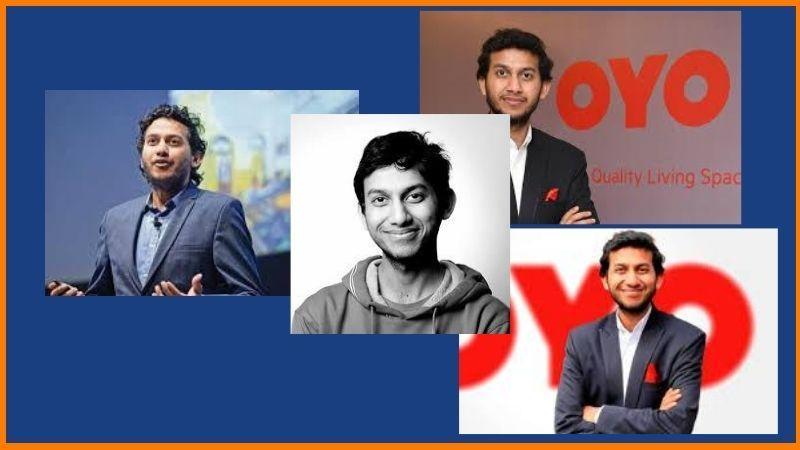 Ritesh Agarwal, Group CEO of OYO Rooms