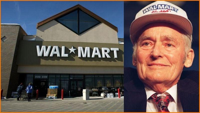 Sam Walton | Walmart | 44