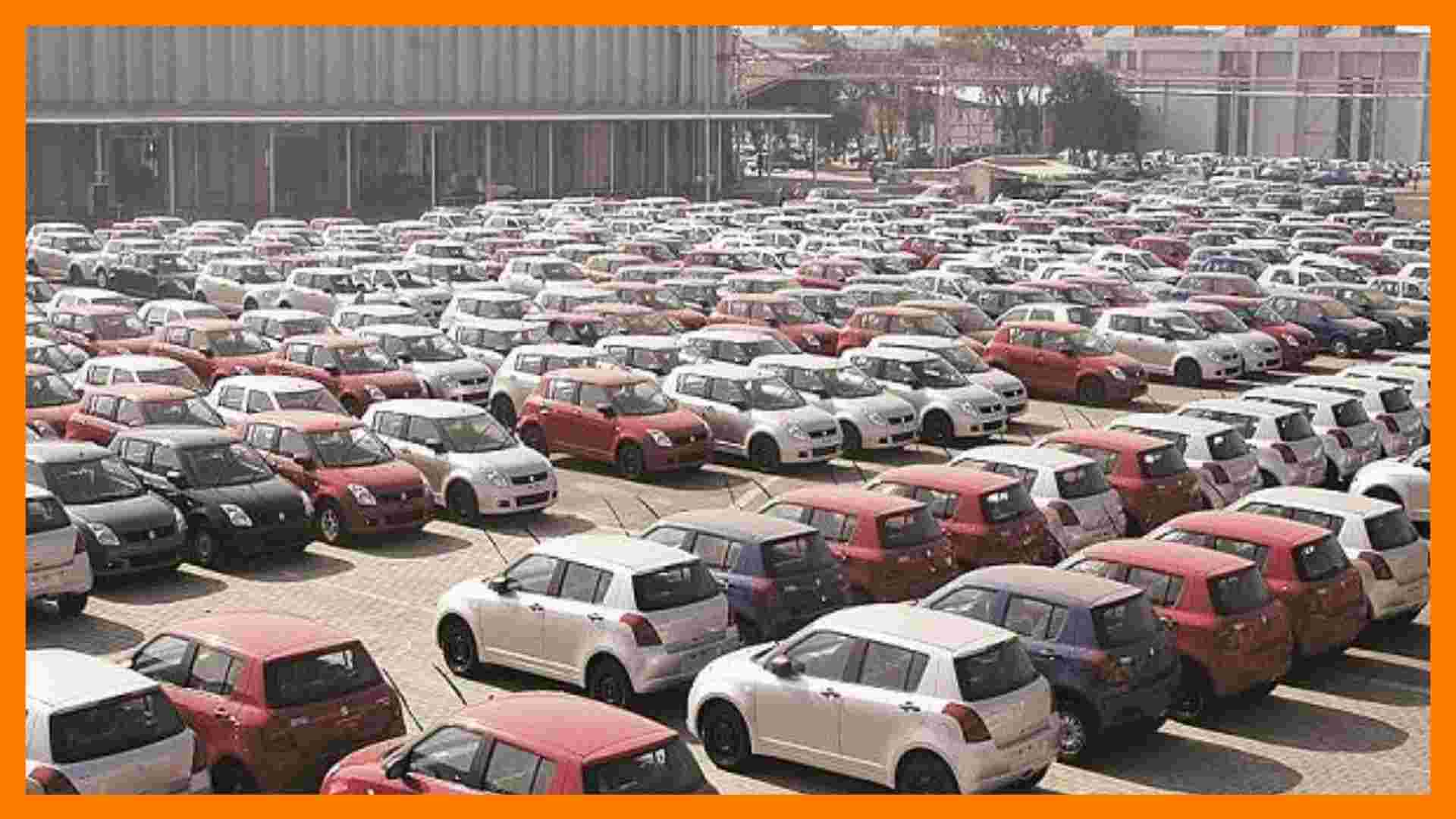 stacked up used cars