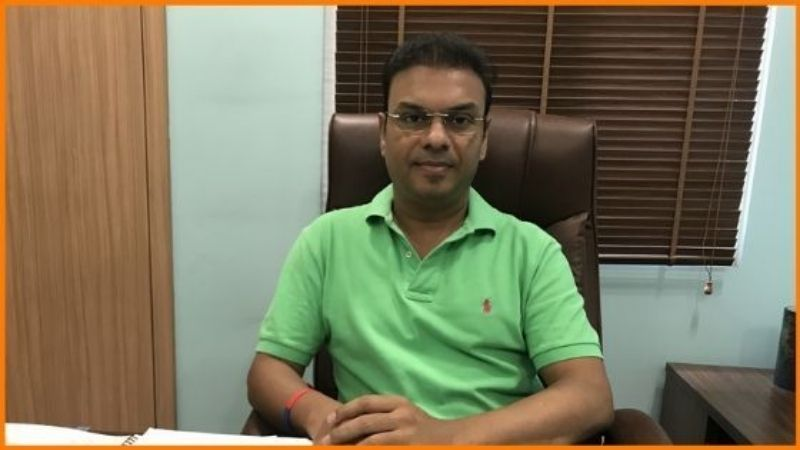 VentAllOut Founder Sumit Mittal