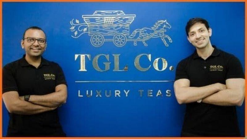 TGL Co-Founders - Bhuman Dani and Shariq Ashraf (L-R)