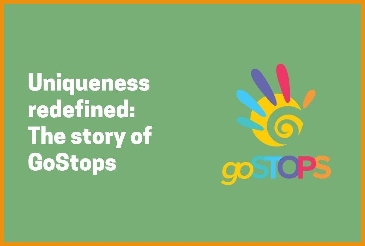 Uniqueness redefined: The story of GoStops