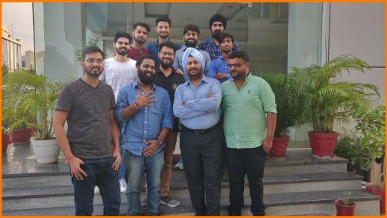 Veda Labs Teams