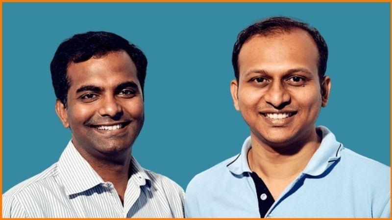Sujayath Ali and Navaneetha Krishnan - Founders Voonik
