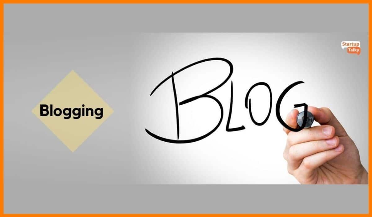 Make Money Online - Blogging