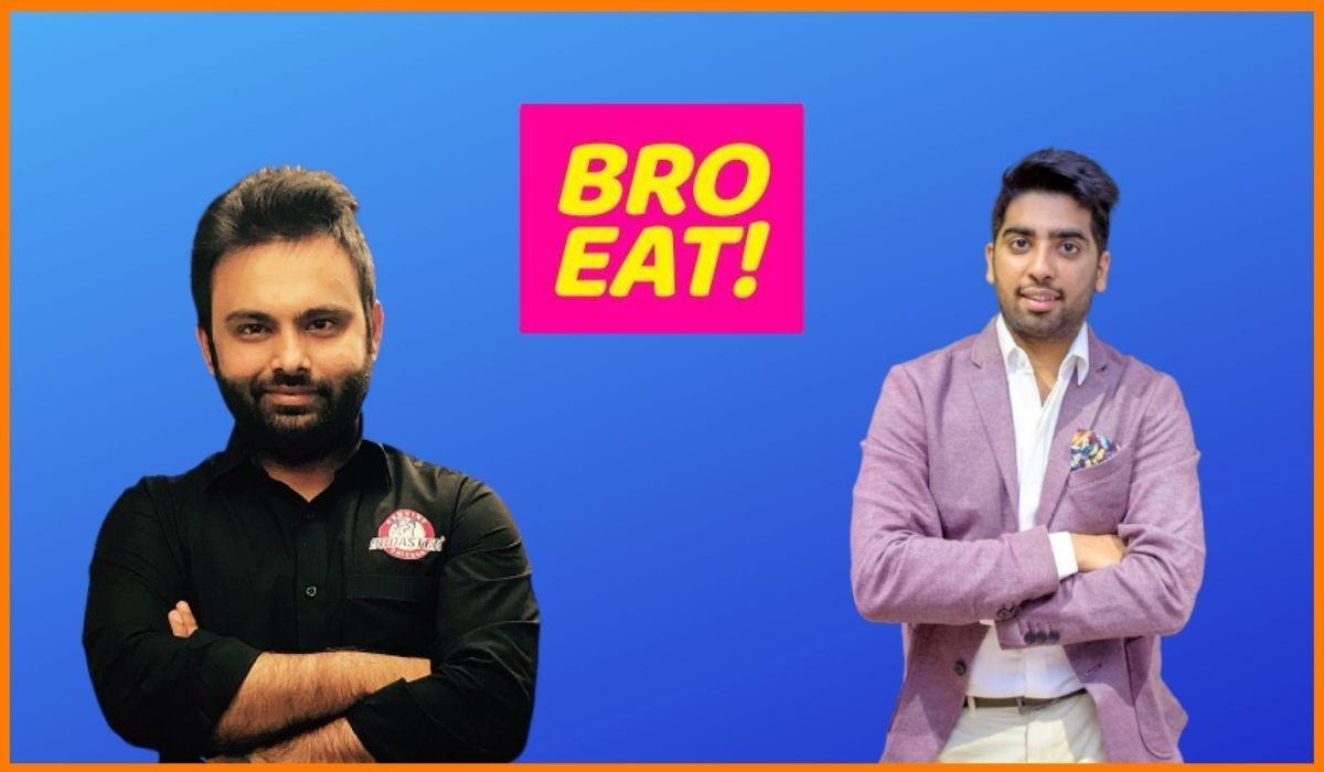 "BroEat! - India's first WhatsApp based ""Unbundled"" eCommerce Platform!"
