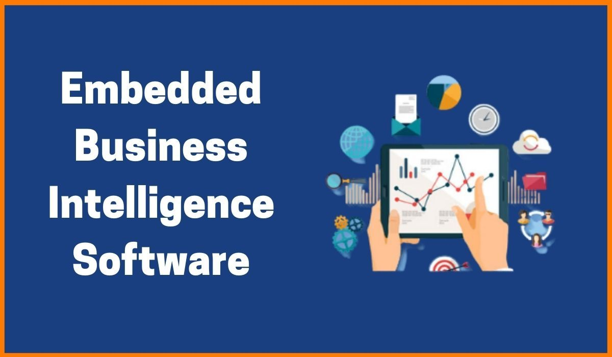 Embedded BI Tools for SaaS | SaaS Business Intelligence Software