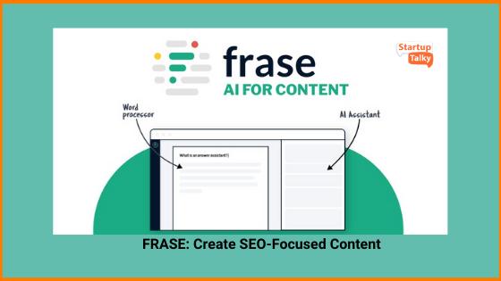 Frase: Create SEO-Focused Content