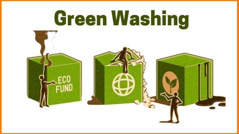 Greem Washing