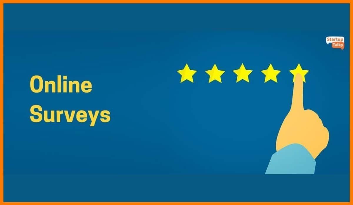 Make Money Online - Online Survey