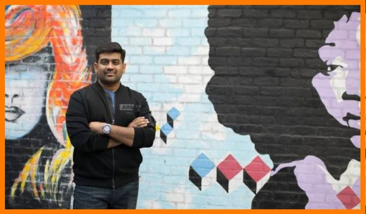 Amar Nagaram CEO of Myntra