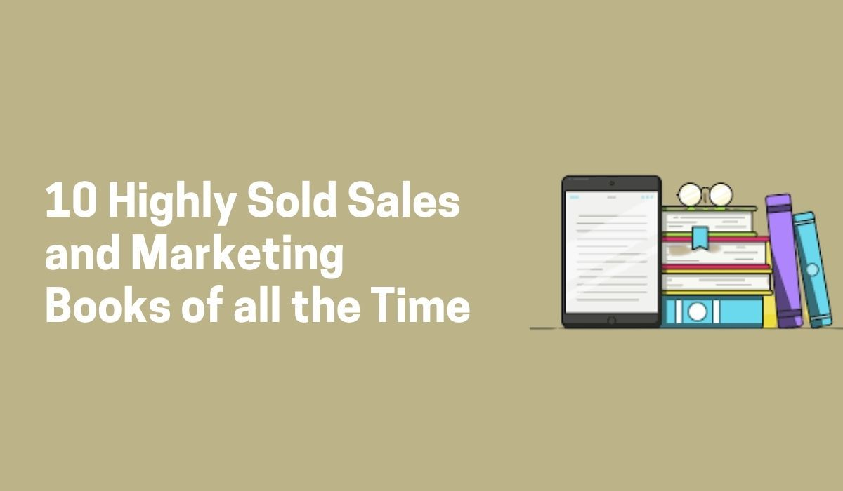 Best Sales and Marketing Books