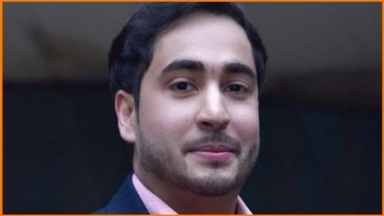 Amaan Kazi, co-founder & CMO of SpeaQin