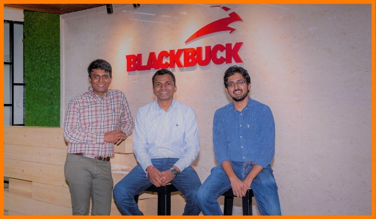 BlackBuck founders