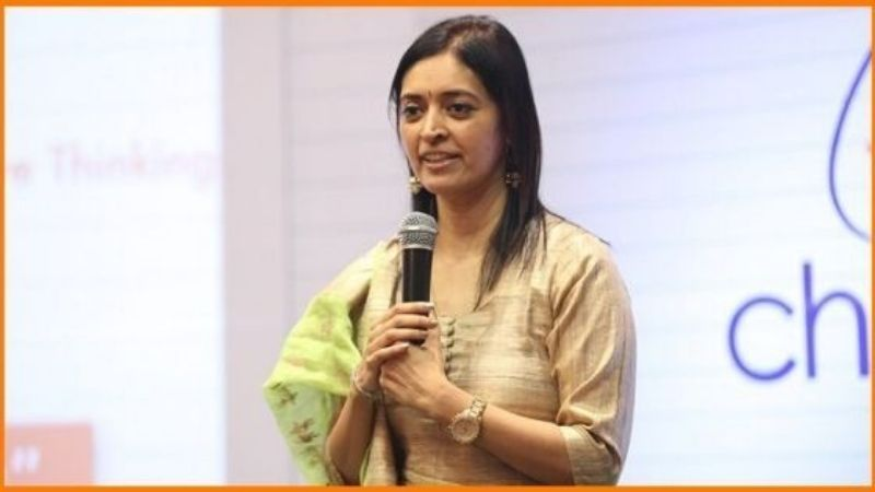 Chitra Ravi is Founder of Chrysalis
