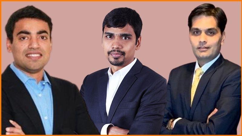 Mohit Gang, Anil Bang, Puneet Mehta