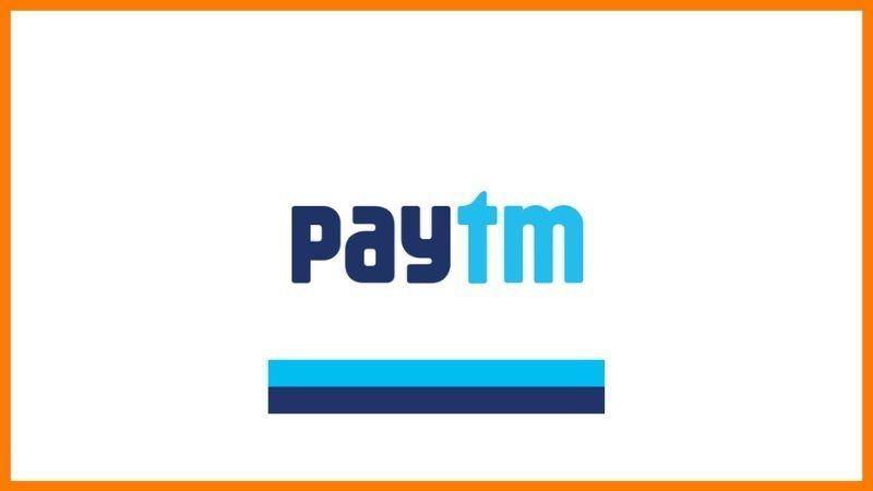 Paytm - Fintech Company