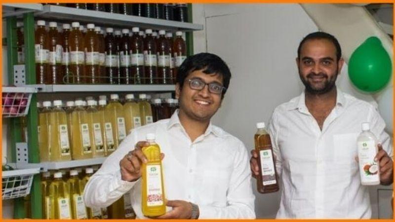 Satvyk Founders - Akshay Agarwal & Gajendra Choudhary