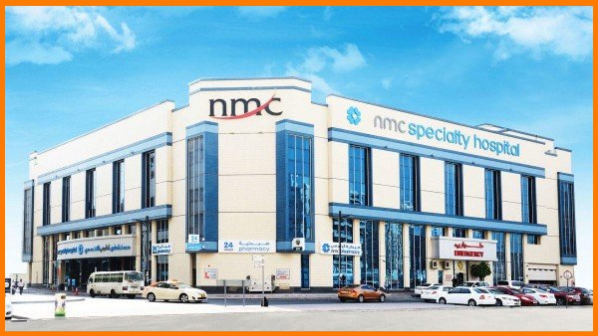 NMC located in Dubai
