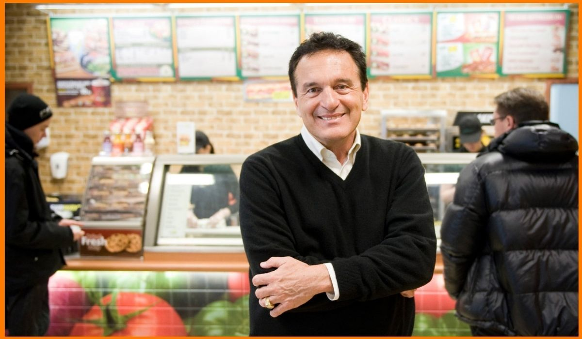 Fred DeLuca, the funder of Subway