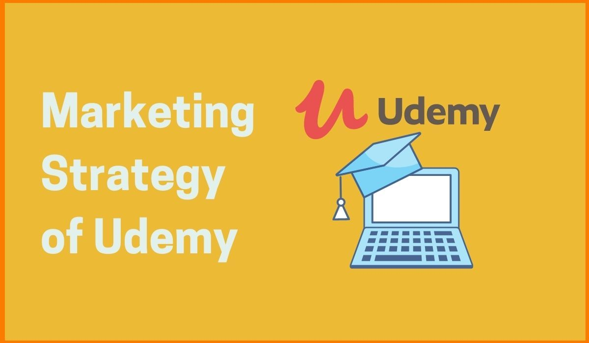 Marketing Strategy of Udemy